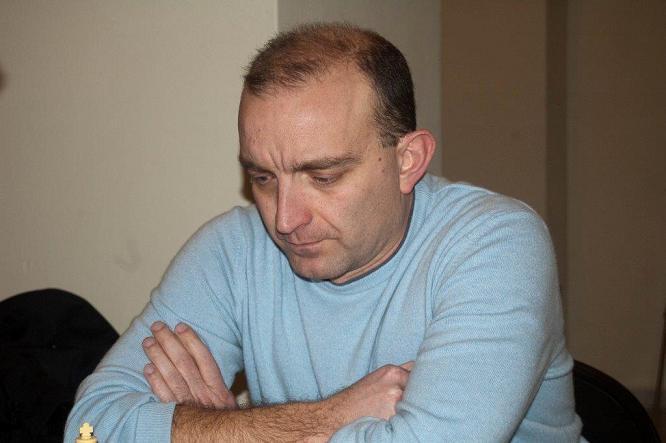 Il campione sociale Adriano Giannetti