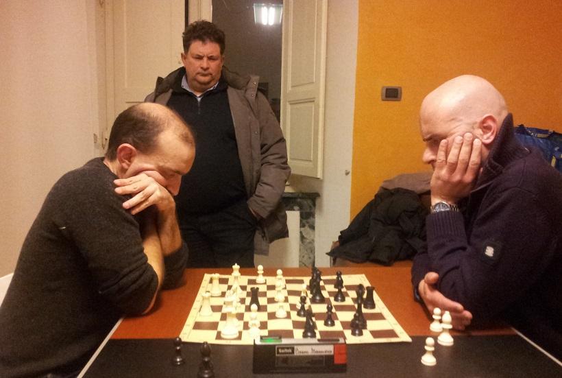 Le tre colonne apuane Giannetti, Giorgi e Onesti