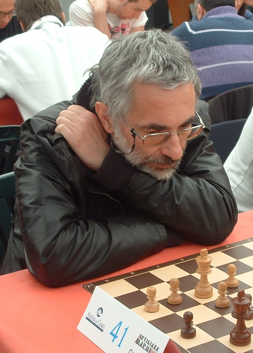 Claudio Sericano