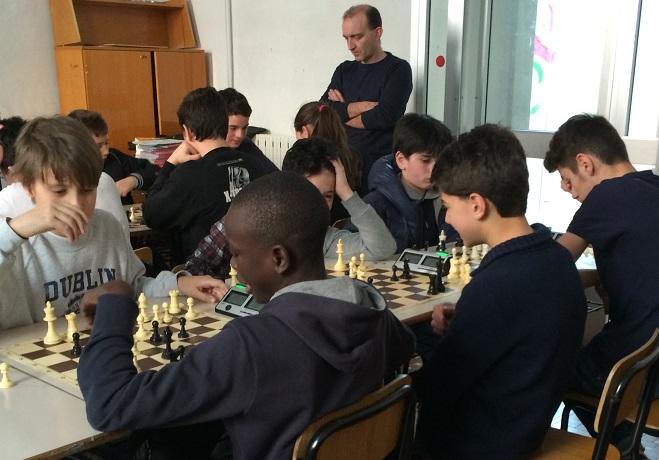 Fase del torneo Malaspina