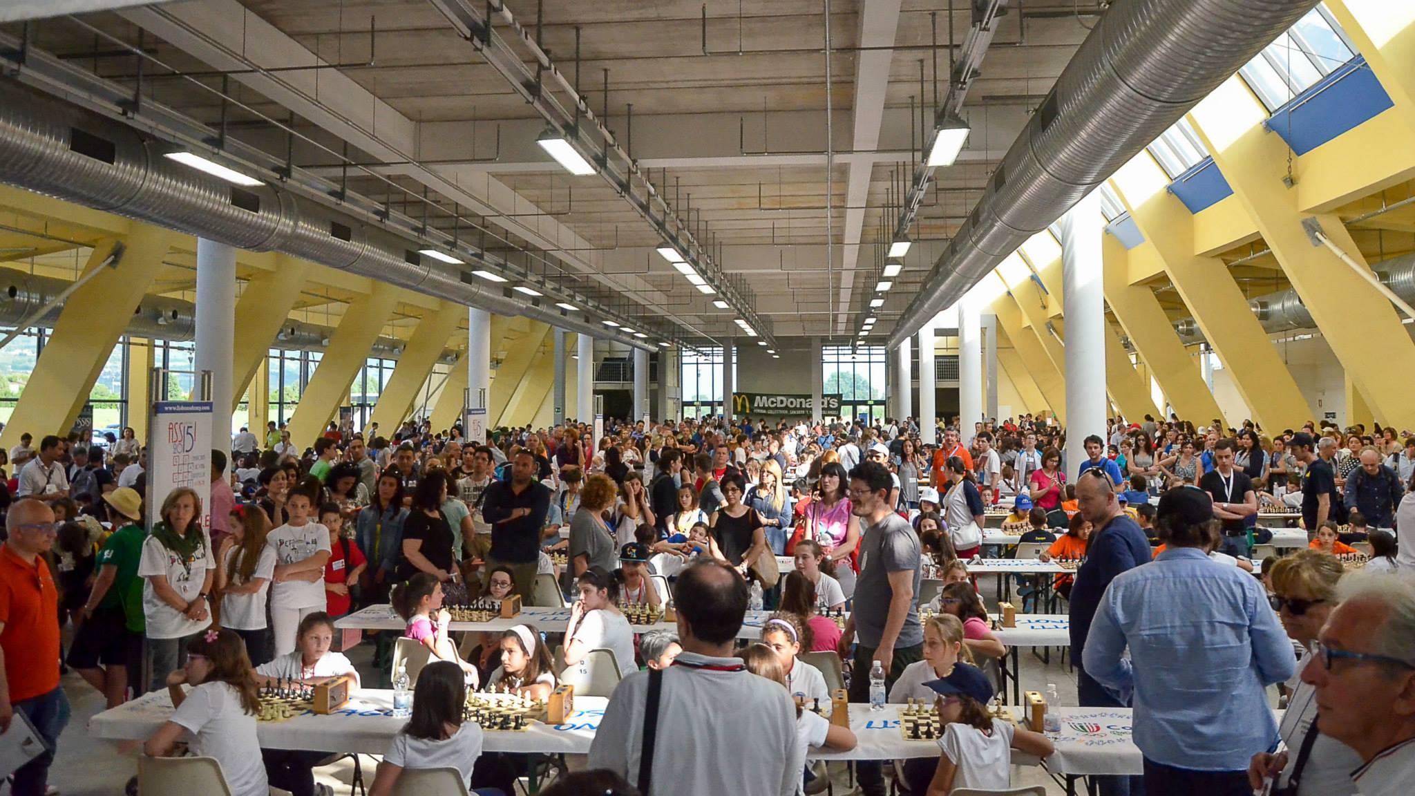 La sede di gioco (foto degli organizzatori)